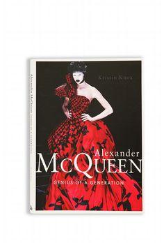 McQueen Coffee table book
