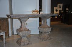 Hooker Furniture Over Scaled Urn Sideboard .... LOVE IT! http://www.thehome.com/small-spaces-to-overscaled-opposites-attract/ #hpmkt