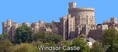 Windsor Castle is an official residence of The Queen and the largest occupied castle in the world. The castle was the inspiration for the Royal family's surname.  - Windsor, England