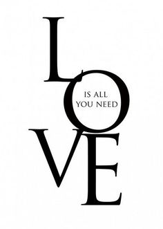 Love. #love #liebe #quote #allyouneed
