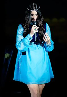 Lana Del Rey in Moscow #LDR #Paradise_Tour 2013
