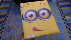 Minion iPad's cover ♥