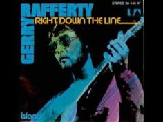 "Gerry Rafferty - ""Right Down The Line"" (1978)"