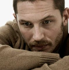 Tom Hardy... I bet he's thinking about how much he misses me ;-)