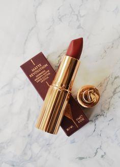 Charlotte Tilbury matte lipstick walk of shame review