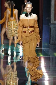 Balmain ready-to-wear spring/summer '16: