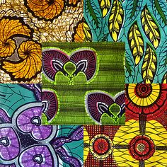 The African Fabric Shop : Textiles, beads and inspiration from Africa