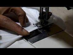 AnVar - Te enseño a coser: Clase 18 - PULIMOS LAS SISAS CON CINTA BIES