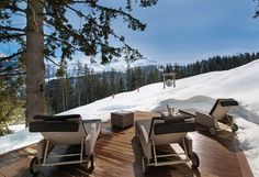 Le K2 Hotel - Courchevel 1850  - Royal Botania