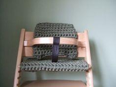 gehaakte hoes voor tripp trapp, crochet @Sabeare