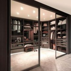 Furniture Remarkable Dressing Room Design Ideas Inspire You concept - If you may be hunting for dres Wardrobe Room, Wardrobe Design Bedroom, Closet Bedroom, Master Bedroom, Dream Home Design, Modern House Design, Modern Interior Design, Interior Architecture, Dressing Room Closet