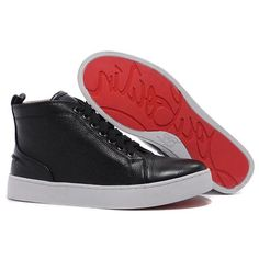 Christian Louboutin Rantus Orlato High Top Baskets Noir