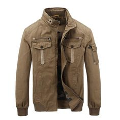 Sun Lorence Mens Stand Collar PU Leather Jacket Fur Lined Zip Windbreaker with Belt