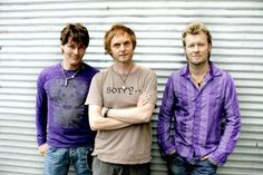 a-ha [Pal, What are you sorry for? Not wearing purple? Who cares you're far too groovy to apologise!]