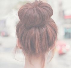 This Bun is so perfect....why can't I ever get a bun that perfect?