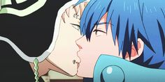 I have not been able to figure this show out but I like it . DRAMAtical Murder.