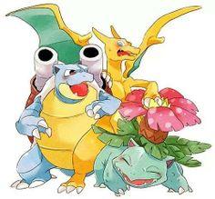 Pokemon kanto