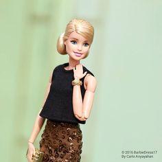 The pretty look  #ootd #Barbie #BarbieStyle #goodday