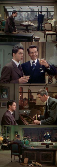 Rope (1948); dir. Alfred Hitchcock By quello-nello-specchio