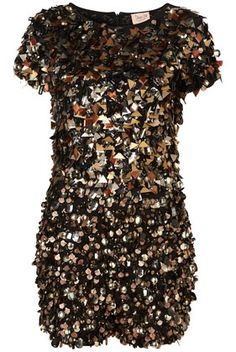 Spikey Embellished Playsuit By Dress Up Topshop** - StyleSays