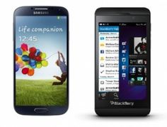 Samsung Galaxy S4, BlackBerry Z10 Gets a Heads Up From U.S. Government to Apple iPhone 5′s Dicomfiture