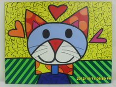 ... Arte Country, Painted Pots, Stone Art, Coloring Pages, Decoupage, Pop Art, Patches, Doodles, Rainbow