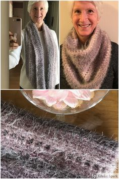 Calm Cowl it's called. So soft and warm. The yarn is Caron Latte Cakes. The pattern is very easy to make! Crochet Cowl Free Pattern, Crochet Scarfs, Crochet Shawl, Crochet Yarn, Crochet Clothes, Free Crochet, Crochet Patterns, Crochet Ideas, Crochet Projects