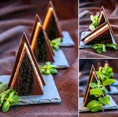 Торты и пирожные — Nina Tarasova — Pastry Art Chef Elegant Desserts, Fancy Desserts, Beautiful Desserts, Chocolate Delight, I Love Chocolate, Molten Chocolate, Pastry Art, Pastry And Bakery, Moose Cake