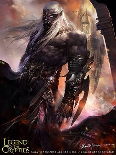 Asesino legend of the cryptids