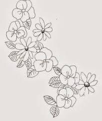 Resultado de imagen de dibujos para bordar