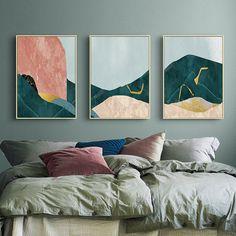 Green Canvas Art, Canvas Wall Art, Wall Art Prints, Wall Art Decor, Collage Art, Collages, Turkish Art, Art World, Art Pictures