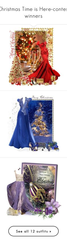 """Christmas Time is Here-contest winners"" by lmm2nd ❤ liked on Polyvore featuring Zac Posen, Fendi, Tom Ford, Chanel, Hun Rick Owens, Guerlain, Shop Latitude Bazaar, Badgley Mischka, The Merchant Of Venice and Arthur Marder Fine Jewelry"