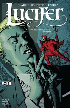 #Lucifer (2015) #4 #Vertigo #DC @vertigo_comics (Cover Artist: Dave Johnson) Release Date: 3/16/2016