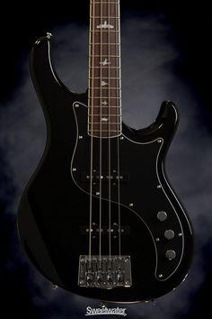PRS SE Kestrel Bass - Black