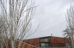Gallery of New Headquarters for Environment Services / Magén Arquitectos - 8