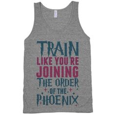 Train Like You're Joining The Order | Activate Apparel ...... Possibly the only tshirt that would actually motivate me to work out