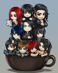 THIS IS THE CUTEST THING EVER. HADES AND HIS SONS ARE THE BEST MALES I'VE EVER ENCOUNTERED AND THEY ARE FANTASICAL BEING.