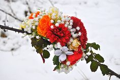 jolie.fleur / Svadobná Magna parta