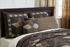 The Farmhouse Star Collection from Lasting Impressions by VHC Brands.