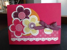 Posy Punch 3 by Kittygirl - Cards and Paper Crafts at Splitcoaststampers