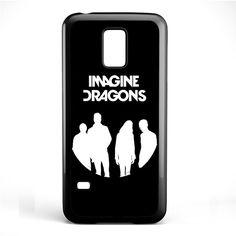 Imagine Dragons Band TATUM-5558 Samsung Phonecase Cover Samsung Galaxy S3 Mini Galaxy S4 Mini Galaxy S5 Mini