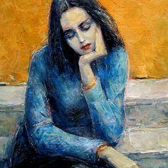 Mihai Olteanu #contemporary #art #painting #Romania