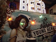 Young Henry's brewery in Newtown, Sydney.