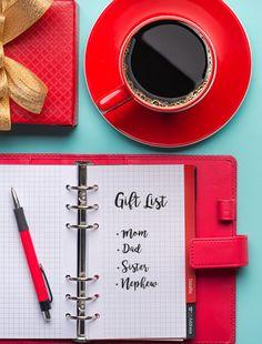 create a gift list
