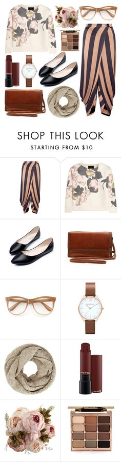 """The essense of coziness"" by restyikhyar ❤ liked on Polyvore featuring STELLA McCARTNEY, By Malene Birger, Frye, Wildfox, John Lewis and Stila"