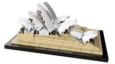 The LEGO Architecture Sydney Opera House... my next build, I think.