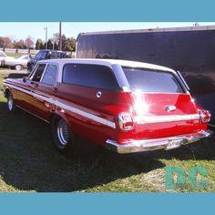 1965 Plymouth Belvedere II Wagon