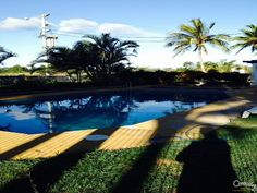 Caravan Park with Major Potential Site Expansion and Use - 18477 Bruce Highway, Bowen QLD 4805 - Hotel / Leisure / Tourism For Sale Commercial Property For Sale, The Expanse, Caravan, Acre, Swimming Pools, Tourism, Spa, Outdoor Decor, Beautiful
