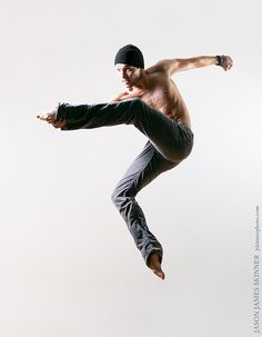 ~ Jared Hunt, The Las Vegas Contemporary Dance Theater (now with Smuin Ballet in SF) ~ Designed to Dance