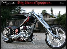 Big Bear Choppers | Customer Builds | DA Choppers